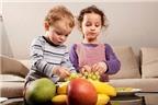 10 lưu ý dinh dưỡng cho trẻ