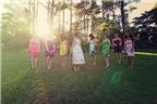 Hướng dẫn chọn màu sắc cho đám cưới (P.2)