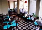 Phong cách thiết kế mới mẻ tại café Highlands