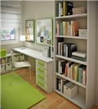 6 lời khuyên hữu ích trang trí phòng học tập