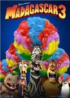 Madagascar 3- phim hoạt hình dành cho thiếu nhi