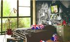 Những ý tưởng trang trí tường phòng ngủ tuổi teen