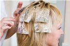 Ung thư, sẩy thai do… nhuộm tóc?