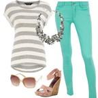 Ba phong cách thời trang cho mùa hè năng động
