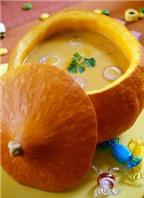 Món ăn chữa bệnh từ bí ngô