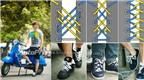 AutoPro Fashion: Những cách thắt dây giày cực độc đáo