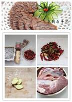 Mách bạn cách hay nấu bắp bò ngũ vị