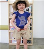 9 mẹo hay để chọn quần áo cho bé