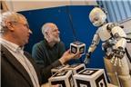 Độc đáo Robot học tiếng Anh như trẻ nhỏ