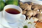 9 lợi ích tuyệt vời của trà gừng đối với sức khỏe