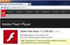 Lỗi Flash gây treo Firefox được giải quyết