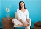 Bí quyết giảm hiện tượng phù chân khi mang bầu