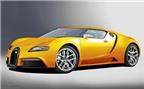 Sắp có siêu xe Bugatti Veyron động cơ hybrid?