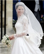 Thịnh hành váy tay ren giống Kate Middleton