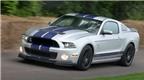 """Siêu xe cơ bắp"" Shelby GT500 ghé thăm Goodwood"