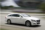 Mercedes bổ sung phiên bản wagon vào dòng CLS