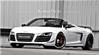 Siêu xe Audi R8 GT Spyder thêm