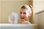 Tắm nhiều có hại cho sức khỏe?