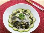Salad rong biển mát bổ mà ngon
