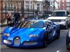 Bugatti Veyron bản đặc biệt dạo phố