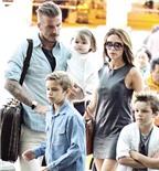 David Beckham và bí quyết vượt scandal