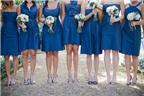 Bốn cách kết hợp váy phù dâu (tiếp)