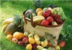 Bệnh tiểu đường: Trái cây không đáng sợ