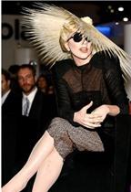 Phong cách ăn mặc của Lady Gaga quái đản cỡ nào?