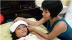 Xử trí sốt cao co giật ở trẻ
