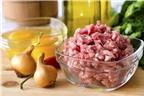 Mẹo tiết kiệm thực phẩm trong bữa ăn gia đình