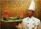 Nhà hàng chuyên phục vụ món ăn từ 'của quý'