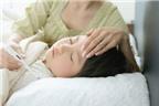 Chăm sóc trẻ sốt xuất huyết tại nhà