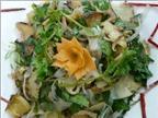Nộm ốc rau răm – Món ngon, dễ làm