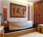 Những mẫu phòng tắm thịnh hành trên thế giới