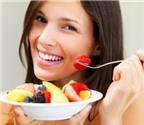 Ăn hoa quả thay thế rau xanh có tốt không?