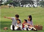 Lời khuyên khi cho trẻ em đi du lịch