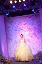 Bí quyết chọn màu váy cưới tôn làn da cô dâu