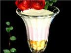 Bánh sữa chua dâu chanh dây
