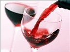 Rượu vang đỏ chống ung thư và bệnh tim