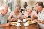 Dinh dưỡng cho người cao tuổi béo phì