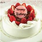 Tự làm bánh sinh nhật kem sữa tươi dành tặng cho người thân
