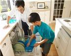 Đừng phạt con bằng cách làm việc nhà