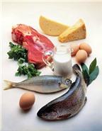 Các loại thực phẩm giúp vết bỏng mau lành