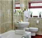 Cách chọn hướng chuẩn cho phòng tắm của bạn