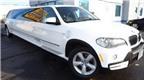 BMW X5 biến thành limousine siêu dài