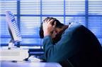 Nguy cơ mắc bệnh tim từ áp lực công việc