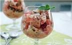 Salad cá hồi Hawaii, ăn ngon và đủ chất