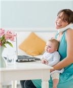 6 bí quyết dành cho các bà mẹ đơn thân
