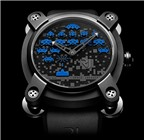Đồng hồ phong cách Space Invaders của Romain Jerome