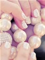 Các mẫu móng tay mới dành cho cô dâu
